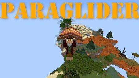 Скачать Paragliders для Minecraft 1.15.2