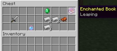 Скачать Leap для Minecraft 1.16.1