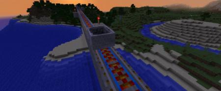 Скачать Useful Railroads для Minecraft 1.15.2
