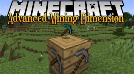Скачать Advanced Mining Dimension для Minecraft 1.16.1