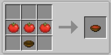 Скачать Tomato для Minecraft 1.15