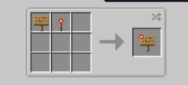 Скачать Sign Button для Minecraft 1.16.1