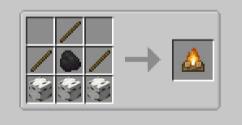 Скачать Healing Campfire для Minecraft 1.16.3