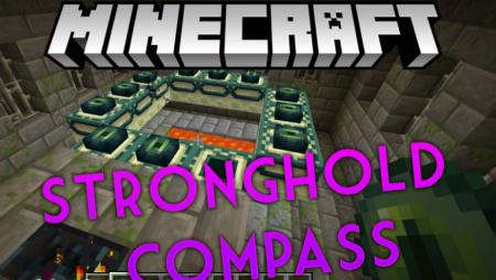 Скачать Stronghold Compass для Minecraft 1.16.1