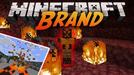 Скачать League of Legends: Brand для Minecraft 1.15