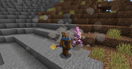 Скачать Jojo's Stand для Minecraft 1.14