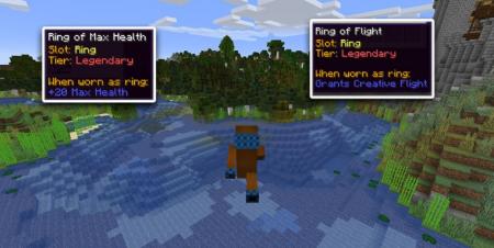 Скачать Rings of Ascension для Minecraft 1.16.1