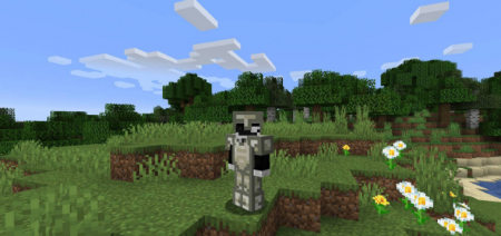 Скачать MoreVanillaArmor для Minecraft 1.16.1