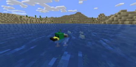 Скачать Duck для Minecraft 1.15
