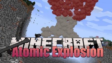 Скачать Atomic Explosion для Minecraft 1.16.1
