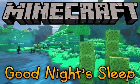 Скачать Good Night's Sleep для Minecraft 1.16.2