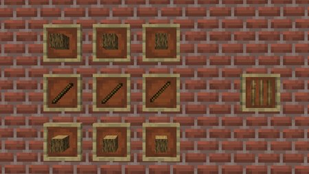 Скачать Additional Bars для Minecraft 1.16.1