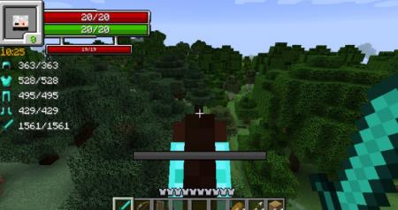 Скачать RPG-Hud для Minecraft 1.16.2