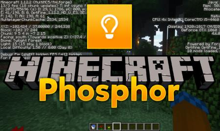 Скачать Phosphor для Minecraft 1.16.1
