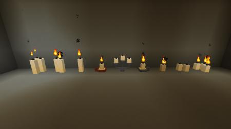Скачать Extended Lights для Minecraft 1.16.2