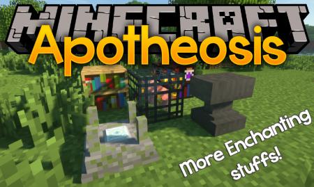 Скачать Apotheosis для Minecraft 1.15.2