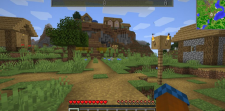 Скачать Travellers' Map для Minecraft 1.16.1
