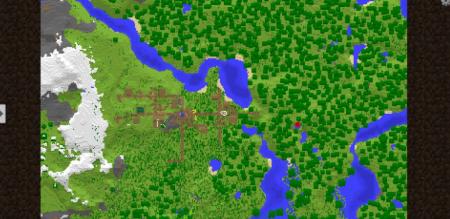 Скачать Travellers' Map для Minecraft 1.16.2