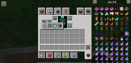 Скачать Trinkets для Minecraft 1.16.2