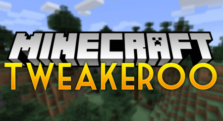 Скачать Tweakeroo для Minecraft 1.16.3