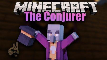 Скачать The Conjurer для Minecraft 1.16.3