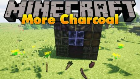 Скачать More Charcoal для Minecraft 1.15.2