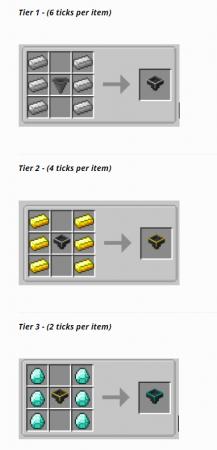 Скачать Speedy Hoppers для Minecraft 1.16.3