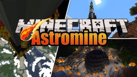 Скачать Astromine для Minecraft 1.16