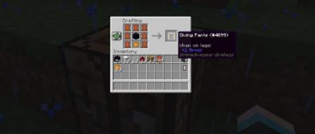 Скачать Simple Diving Gear для Minecraft 1.16.1