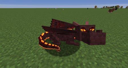 Скачать Dragon Mounts: Legacy для Minecraft 1.16.2
