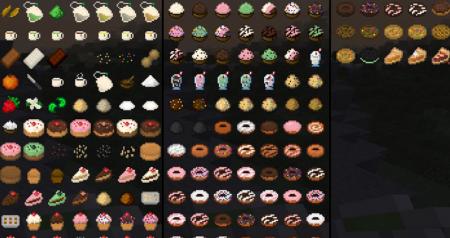 Скачать Delicious Delights для Minecraft 1.12