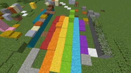 Скачать Block Layering для Minecraft 1.16.2