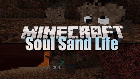 Скачать Soul Sand Life для Minecraft 1.12