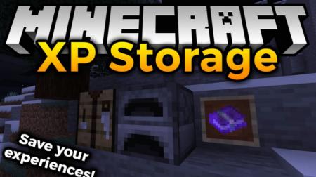 Скачать XP Storage для Minecraft 1.16.2
