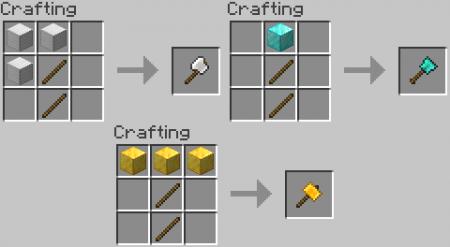 Скачать Practical Tools для Minecraft 1.15.2