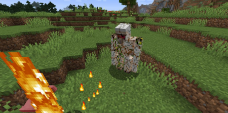Скачать Golems Galore для Minecraft 1.16.3