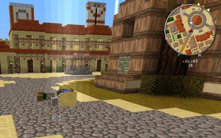 Скачать VoxelMap для Minecraft 1.16