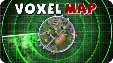 Скачать VoxelMap для Minecraft 1.16.3