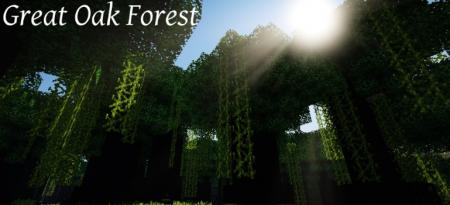 Скачать Oh The Biomes You'll Go для Minecraft 1.16.3