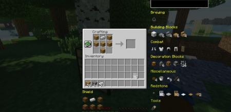 Скачать Easier Crafting для Minecraft 1.16.3