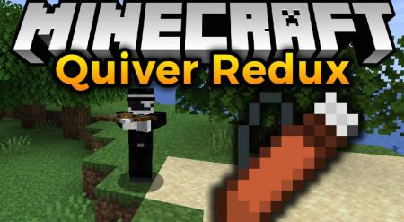 Скачать Quiver Redux для Minecraft 1.16.3