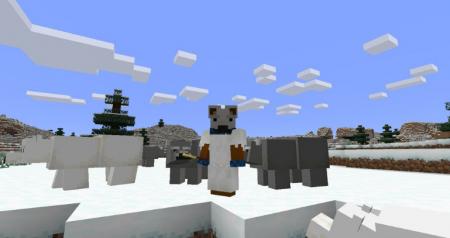 Скачать Most Shearables для Minecraft 1.15