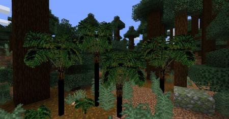 Скачать More Plants для Minecraft 1.15.2