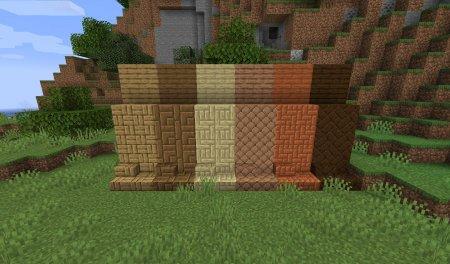 Скачать Enhanced Vanilla для Minecraft 1.14.4