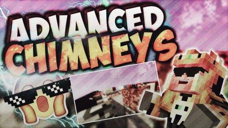 Скачать Advanced Chimneys для Minecraft 1.16.3