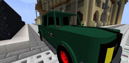 Скачать Car 3D Anarhy для Minecraft 1.15
