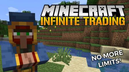 Скачать Infinite Trading для Minecraft 1.16.3