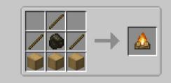 Скачать Campfire Torches для Minecraft 1.16.3