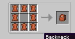 Скачать MrCrayfish's Backpacked для Minecraft 1.16.3