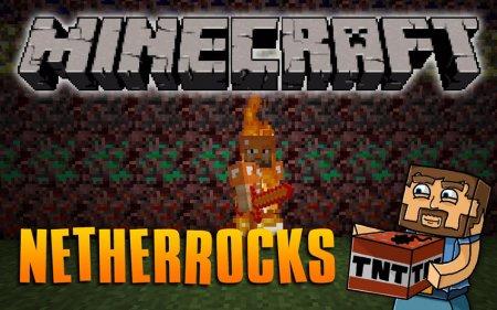 Скачать Netherrocks для Minecraft 1.14.4